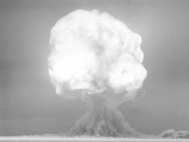 New Documents Found Pointing To Japan's WWII Atomic Bomb Program