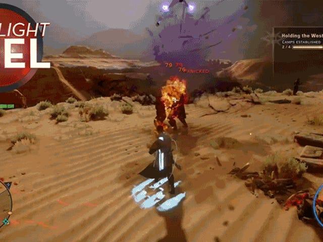 एक लड़ाई से बाहर <i>Dragon Age</i> एनपीसी नोड्स