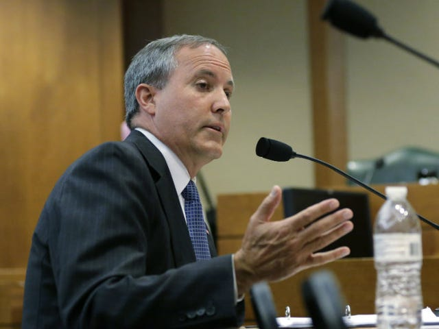 Texas AG Faces Contempt Charge for Not Recognizing Same-Sex Marriage