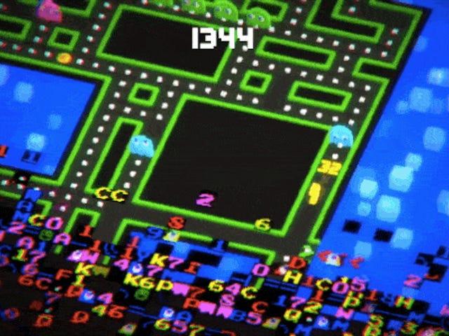 <i>Pac-Man</i> Menghidupkan Skrin Bunuh Berbahaya Ke Dalam Permainan