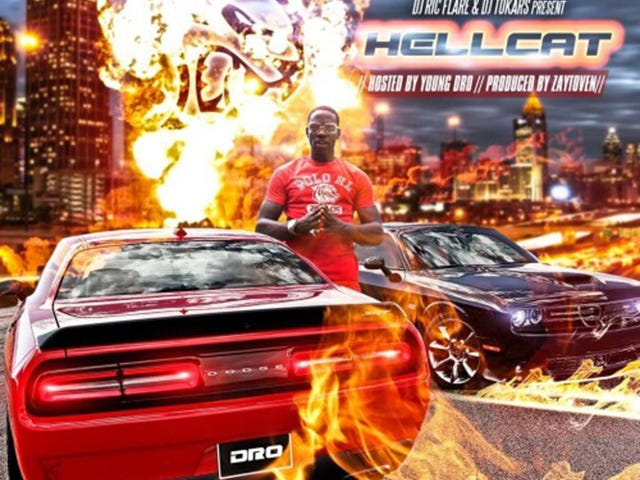 There Is Already A Dodge Hellcat Mixtape