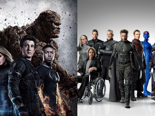 Turns Out The <i>Fantastic Four</i> And <i>X-Men </i>Movies Are In Different Universes