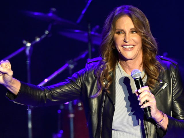 Like a True Kardashian, Caitlyn Jenner Is Stepping Up Her Selfie Game