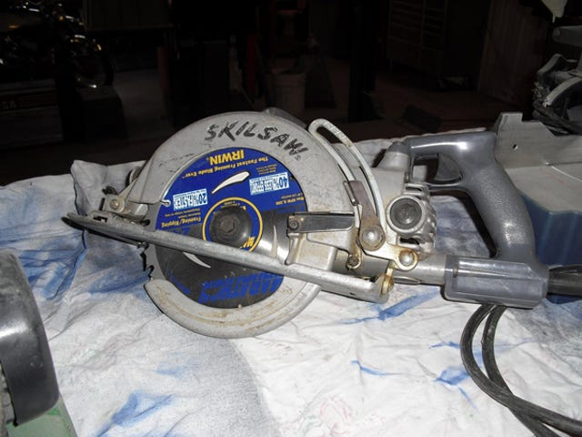 Restoring A Circular Saw?