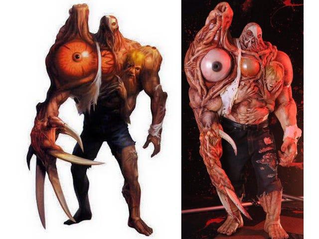 Apabila <i>Resident Evil</i> Cosplay Dapat Realistik dan Menjijikkan