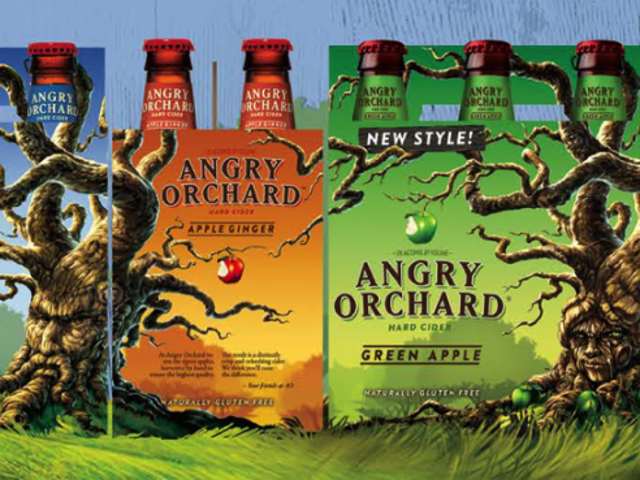 Here's Why Those Exploding Bottles of Hard Cider Had to Be Recalled