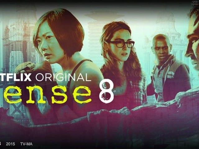 Sense8 on uusittu toiseksi Sense8 !