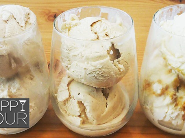 Boozy Ice Cream Is the Best Ice Cream