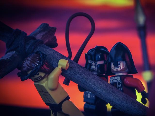 """Lego Blog """"GodBricks"""" spørger: Hvad ville Jesus bygge?"""