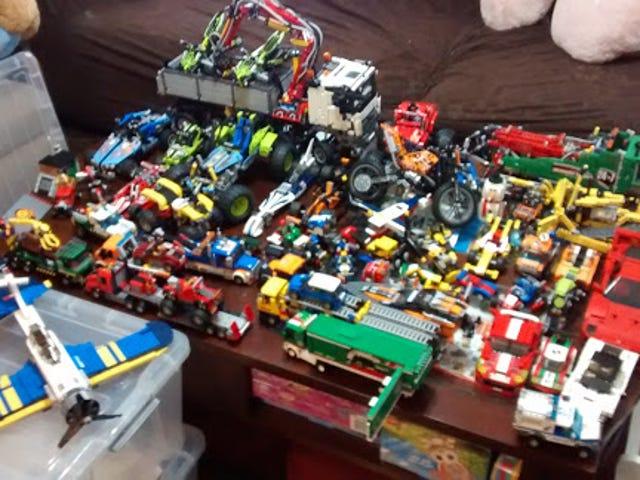 Ich bin Dämon Xanth und ich habe ein Lego-Problem.