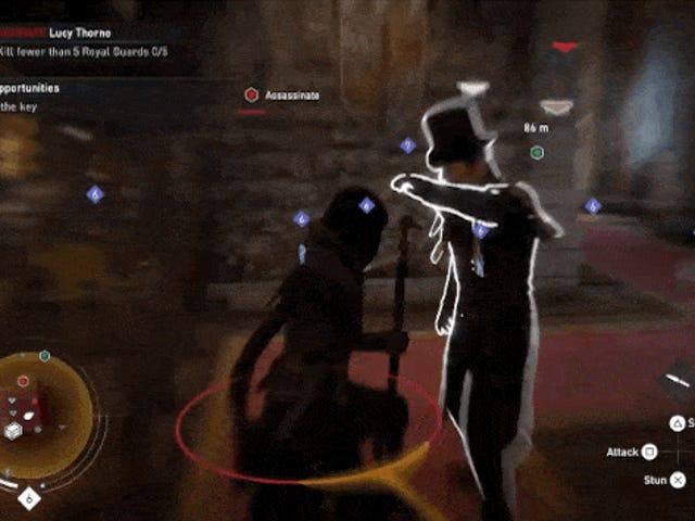 <i>Assassin's Creed Syndicate</i> 미리보기, 3 개의 GIF