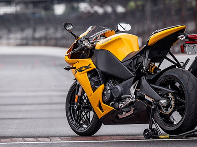EBR Owners Committed To Restarting Company With Erik Buell As President