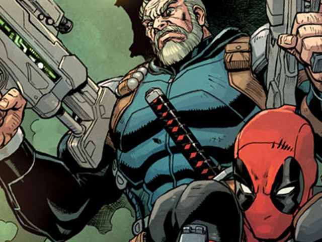 There's Not Nearly Enough Pouches In This Deadpool & Cable Comic Announcement