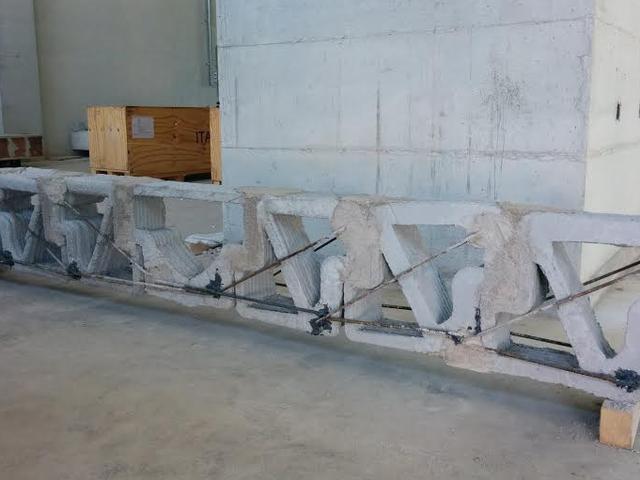 Este haz de hormigón extraño es el uso más inteligente de la impresión 3D en arquitectura hasta ahora