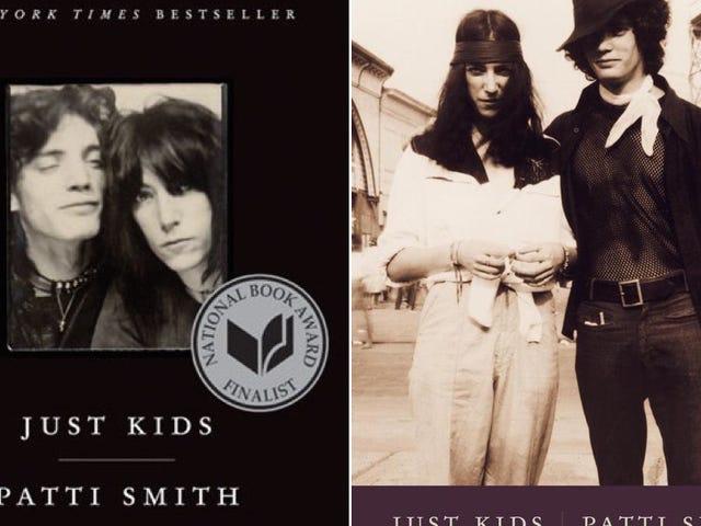 パティ・スミスのJust Kidsはショータイム用のシリーズに開発されています