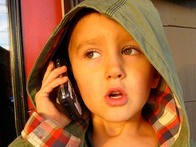 Tanyakan Kanak-kanak Mengenai Perkara Kegemaran Mereka untuk Melalui Ceramah Kecil yang Awkward