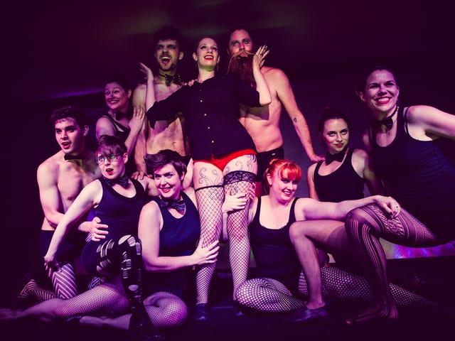 Spring 2015 Burlesque Show
