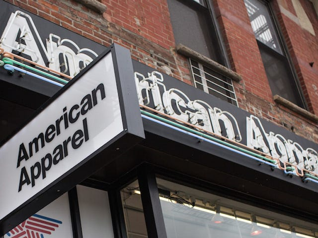American Apparel Is Doing So Badly It Can't Even File a Quarterly Report