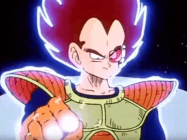 Hvordan <i>Dragon Ball Z</i> tegn endres fra episode til episode