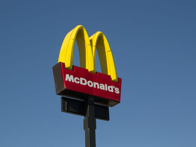 Live Hand Grenade Discovered Underneath McDonald's Parking Lot