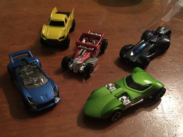 Thursday Theme(?): Team Hot Wheels: The Origin of Awesome