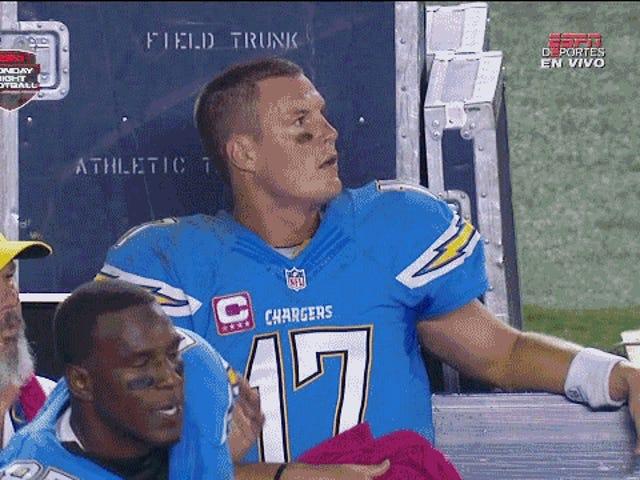 Por qué tu equipo chupa 2015: San Diego Chargers