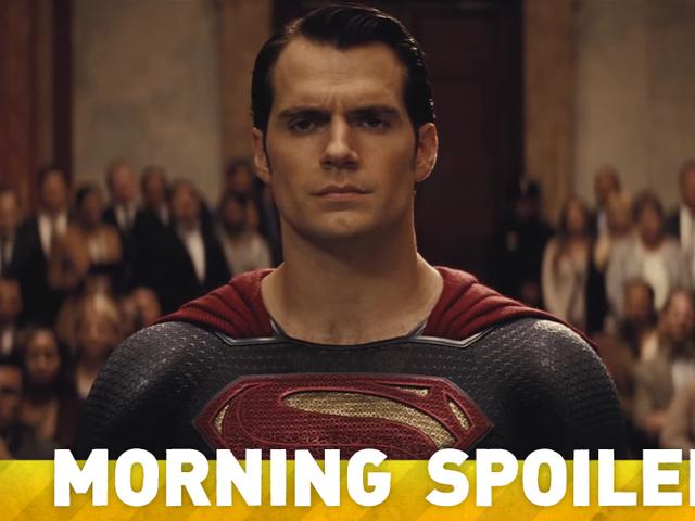 How Superman's Worst Enemy In Batman v SupermanIs Superman Himself