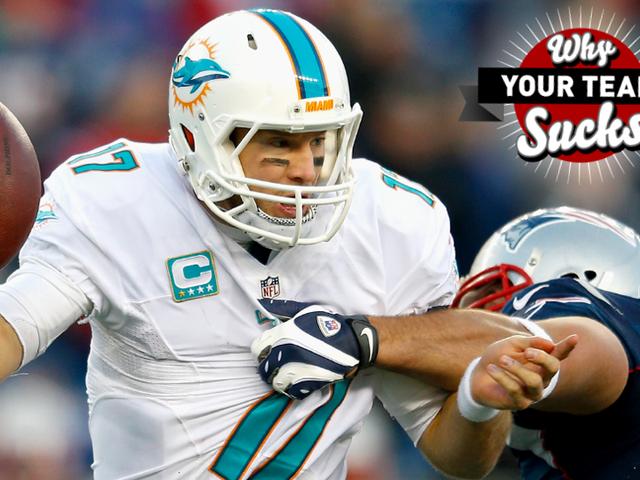 Hvorfor dit hold suger 2015: Miami Dolphins