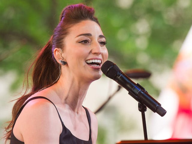 Sara Bareilles and the Waitress Musical She Scored Head to Broadway
