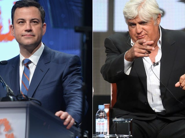 How Are These Dude Late Night Hosts Still Bleating at Each Other?
