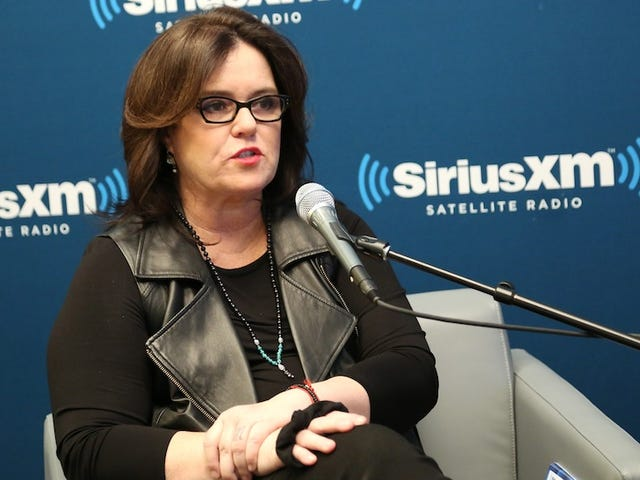 Rosie O'Donnell Defends Periods, Says 'There's a War On Women'
