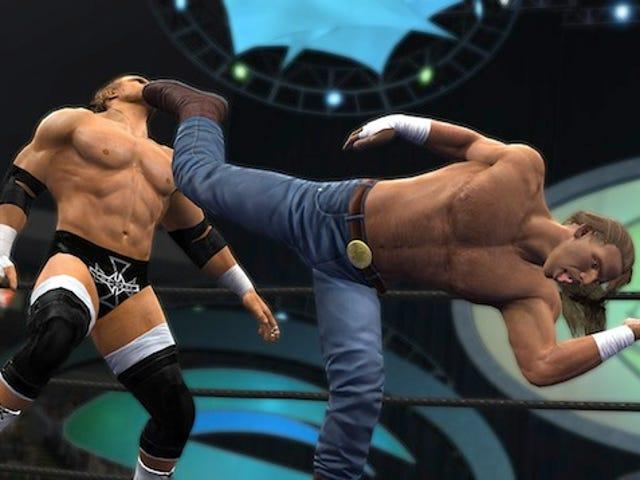 <i>WWE</i> επεξεργαστές <i>WWE</i> χρησιμοποιούνται για να φαίνονται καλύτερα