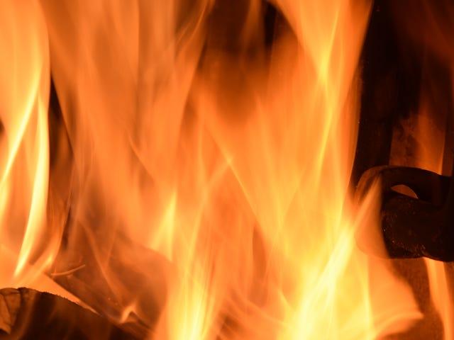 Zdjęcie Misja Galeria: Ogień