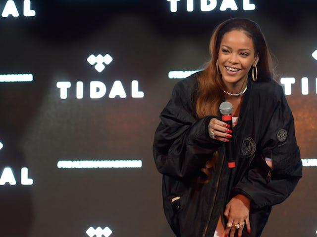 Ikke tør du Lie om Dating Rihanna, du Normal