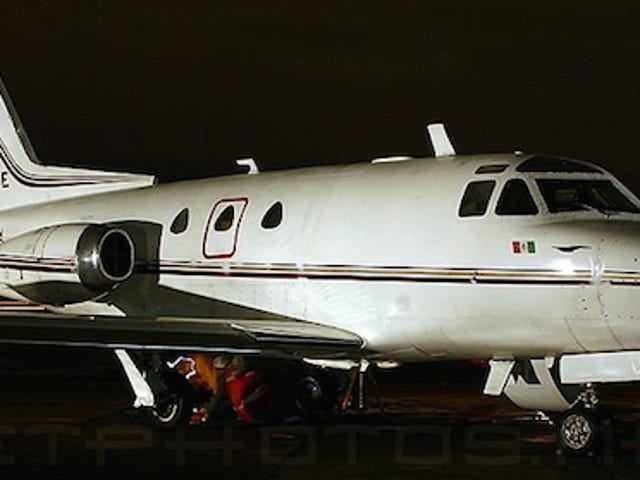 A Sabreliner Jet And A Cessna 172 Collided In Mid-Air Near San Diego