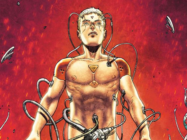 Đọc những câu chuyện hay về <i>Man Plus</i> truyện tranh trên mạng trước khi nó ra mắt