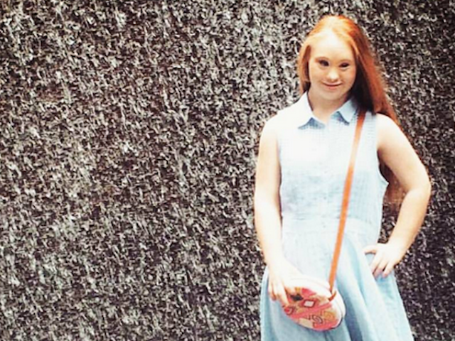 Model With Down Syndrome Will Walk During New York Fashion Week