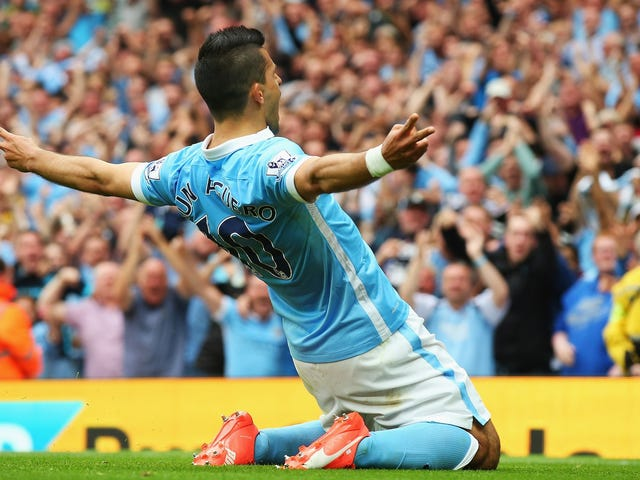 Manchester City Stake deres krav som Premier League bedste team