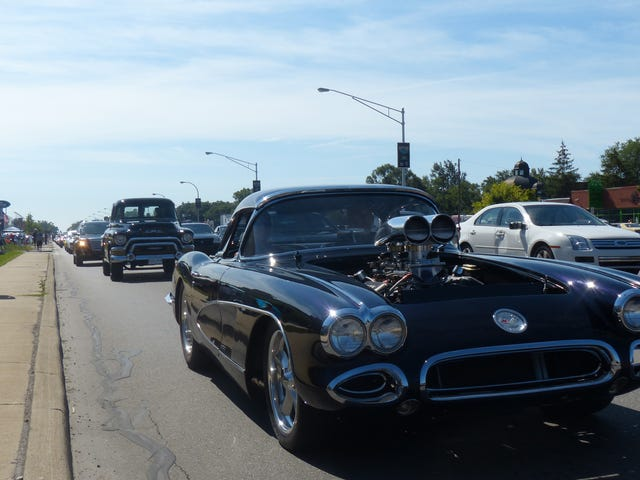 Here's What We Saw At The Woodward Dream Cruise