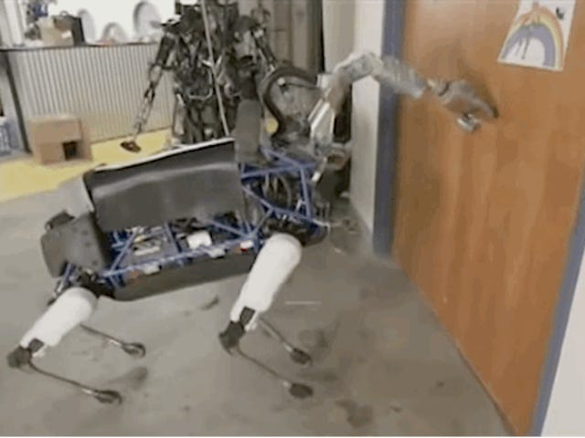 Løs robotterne i Boston Dynamics, og du vil være i stand til at lave en yderside