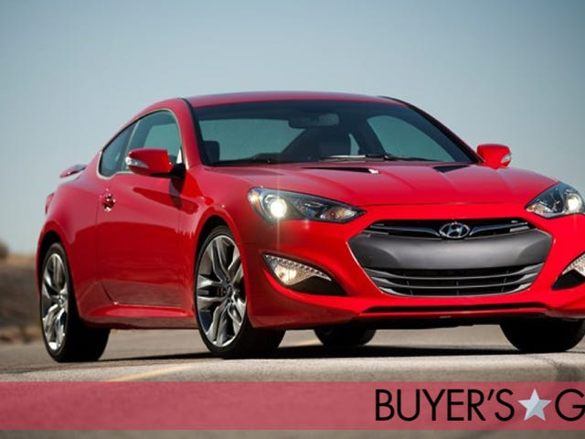 Hyundai Genesis Coupe: Справочник покупателя Jalopnik