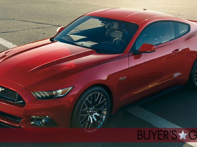 フォードマスタング:究極のバイヤーガイド