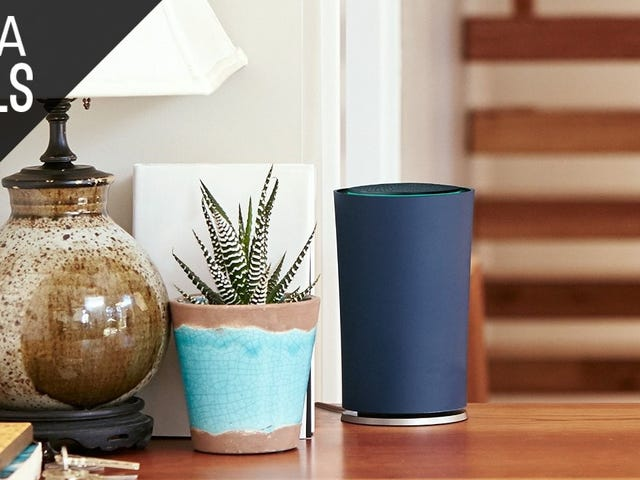 Preorder Google's New Router, While You Still Can