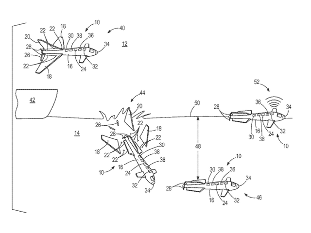 Boeing Patented a Drone That Turns Into a Submarine—Just Like in Movies