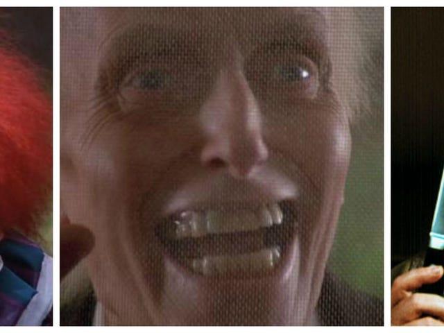Quem (ou o que) é o vilão mais assustador do filme de terror de todos os tempos?