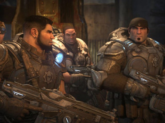 Watch Me Kill Some Grubs In Gears of War Ultimate Edition, Live [Done!]