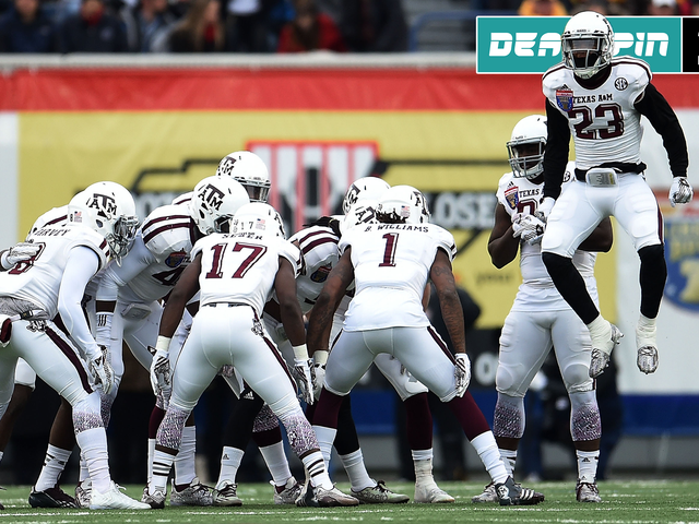 Deadspin 25: Texas A&M's Defense Will Be Good Someday, But For Now Just Enjoy The Points