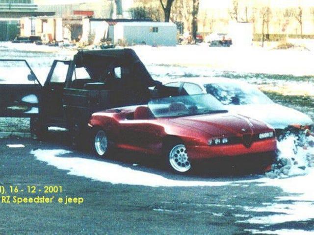 Prototipo RZ Speedster