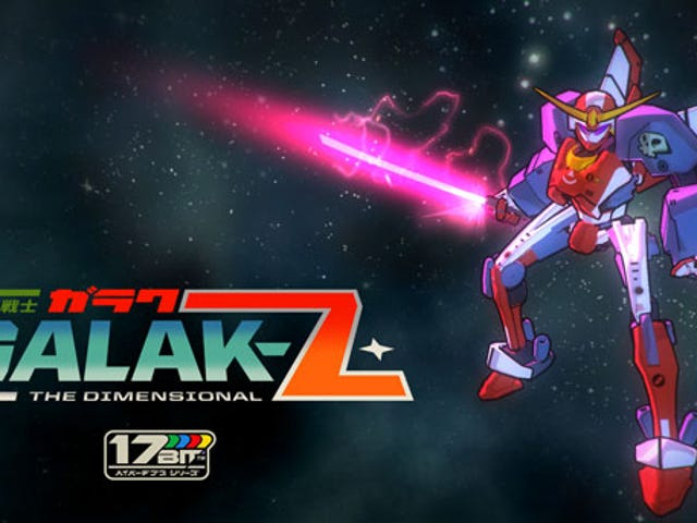 Galak-Z...it could stand some improvement.