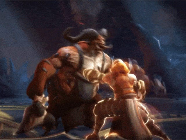 Taking Heroes Of The Storm's New Monk Character For A Spin [Done!]
